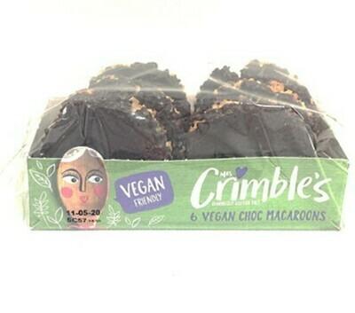 Mrs Crimbles Gluten Free 6 Vegan Macaroons