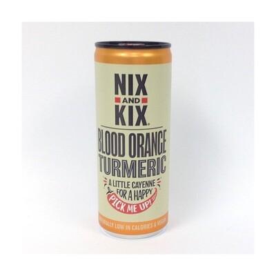 Nix and Kix Blood Orange and Tumeric Can