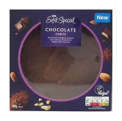 Extra Special Vegan Chocolate Torte