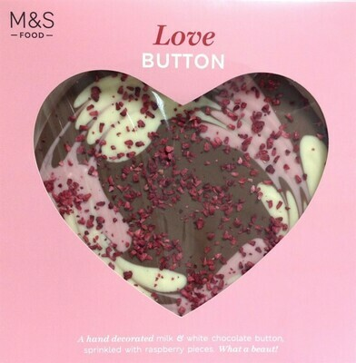 Marks and Spencer Love Button
