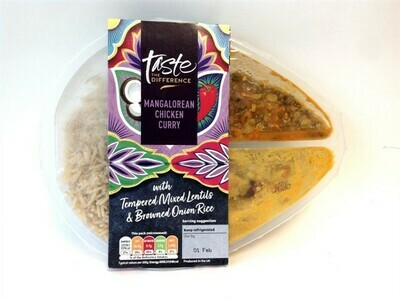 Sainsbury's Taste the Difference Mangalorean Chicken Curry