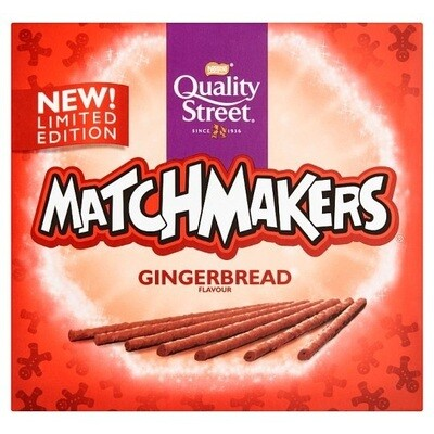 Quality Street Matchmakers: Gingerbread