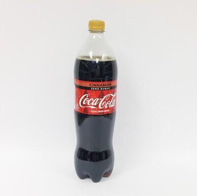 Coca Cola: Zero Sugar - Cinnamon