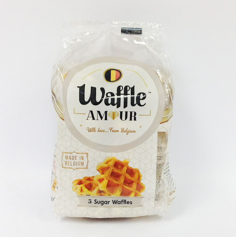 Waffle Amour Sugar Waffles