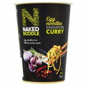Naked Noodles Egg Noodles : Singapore Curry