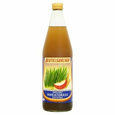 Beutelsbacher Organic Wheatgrass Cocktail