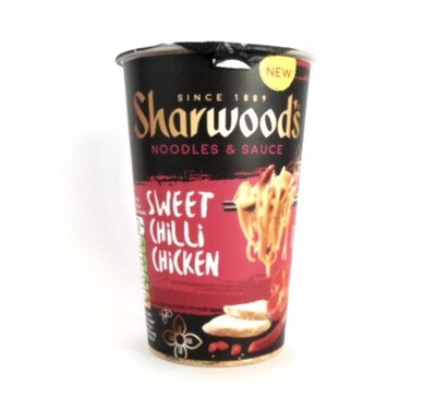 Sharwood's Sweet Chilli Chicken Noodle Pot