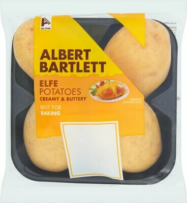 Albert Bartlett Elfe Baker Potatoes