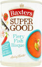 Baxters Super Good Fiery Fish Bisque Soup 400g