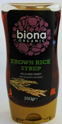Biona Brown Rice Syrup