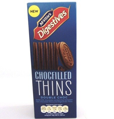 McVitie's Double Chocfilled Thins