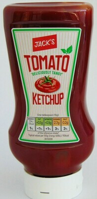 Jack's Tomato Ketchup