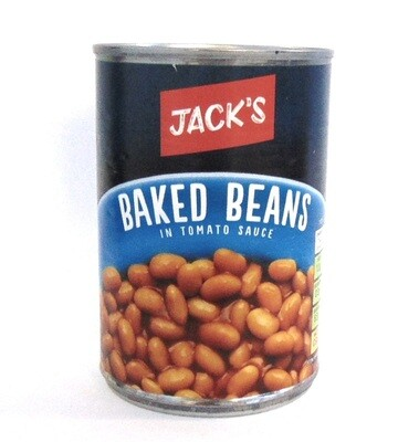 Jack's Baked Beans in Tomato Sauce