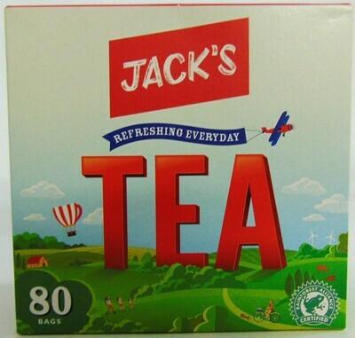 Jack's Tea Bags