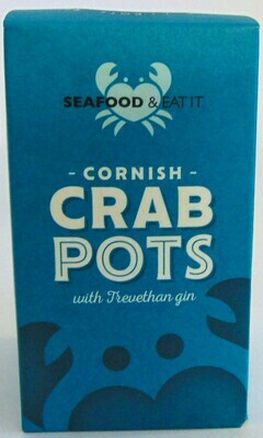 Cornish Crab Pots with Trevethan Gin