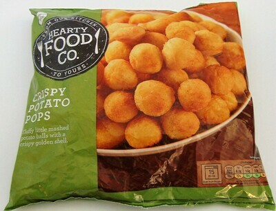 Hearty Food Co. Crispy Potato Pops