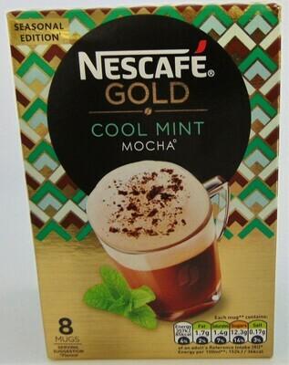 Nescafe Gold Cool Mint Mocha