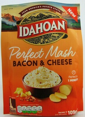 Idahoan Perfect Mash Bacon and Cheese