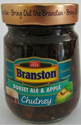 Branston Dorset Ale and Apple Chutney