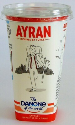 Danone of the World Turkish Style Ayran