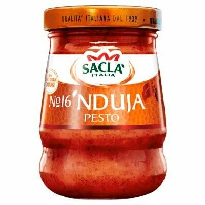 Sacla 'Nduja Pesto