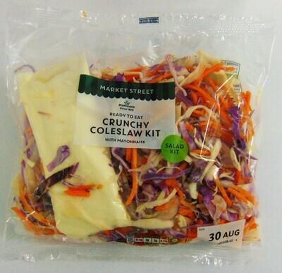 Morrisons Market Street Crunchy Slaw Kit