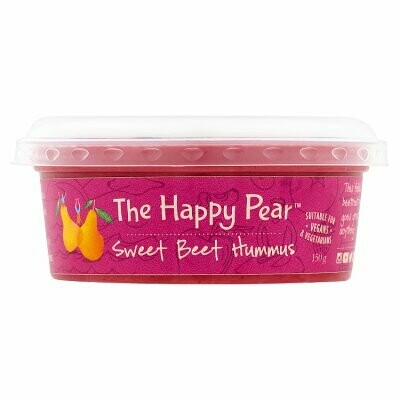 The Happy Pear : Sweet Beet Hummus