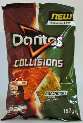 Doritos Collisions Habanero and Guacamole