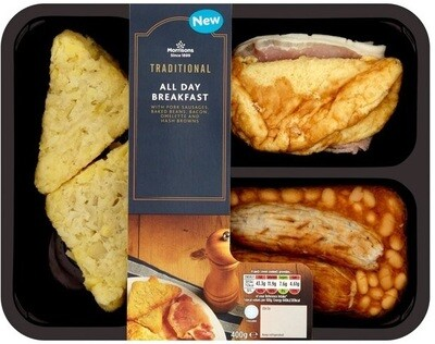Morrisons Traditional All Day Breakfast