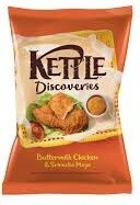 Kettle Discoveries: Buttermilk Chicken & Sriracho Mao