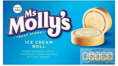 Ms Molly's Ice Cream Roll