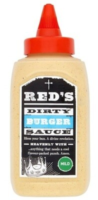 Red's Dirty Burger Sauce