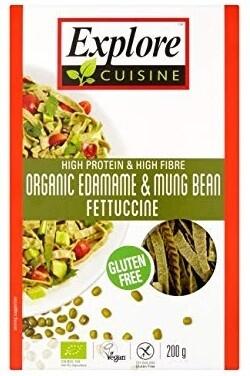 Explore Organic Edamame & Mung Bean Fettuccine (Gluten Free)