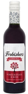 Frobishers Pomegranate & Rose Cordial