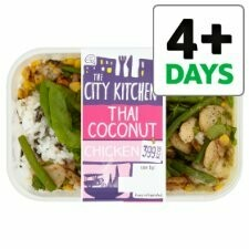 The City Kitchen Skinny Thai Coconut Chicken