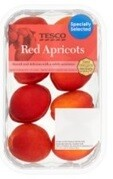 Tesco Red Apricots