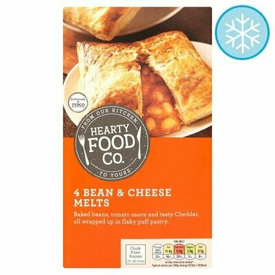 Hearty Food Co Bean & Cheese Melts