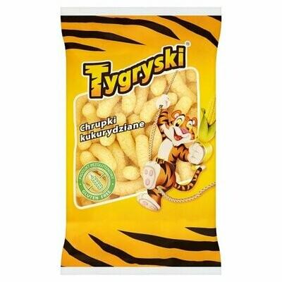 Tygryski Corn Puffs