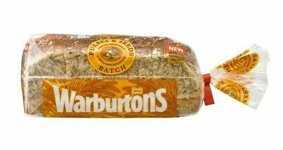 Warburtons Pulses & Seeds Batch Loaf