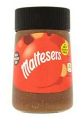 Maltesers Spread Chocolate with Malty Crunchy Pieces