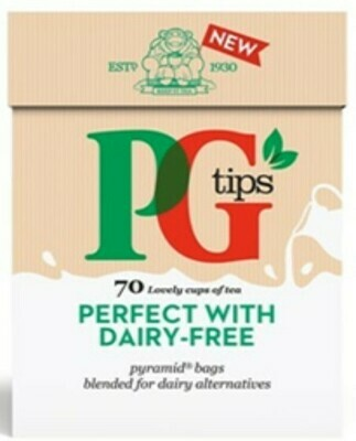 PG Tips Perfect with Dairy Free