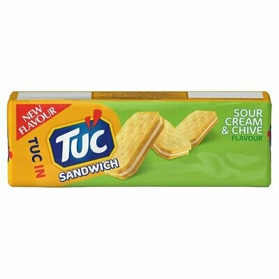 TUC Sandwich : Sour Cream & Chive