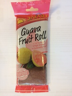 Safari Fruit Roll : Guava