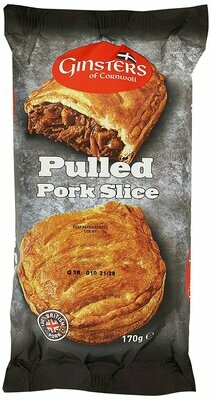 Ginsters Pulled Pork Slice