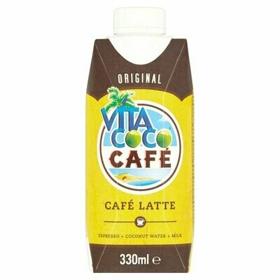 Vita Coco Cafe Latte Coconut Coffee