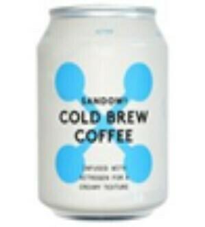 Sandows Nitro Cold Brewed Coffee