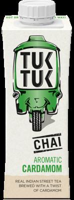 Tuk Tuk - Chai - Aromatic Cardamom