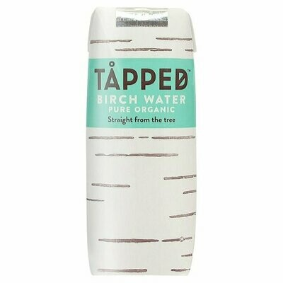 Tapped Pure Birch Water