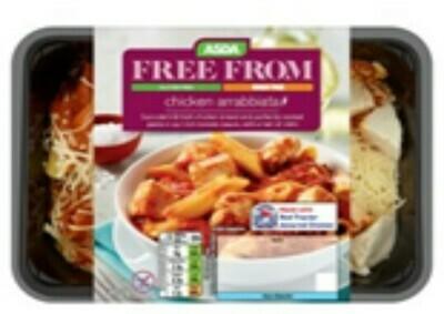 Free From Chicken Arrabbiata