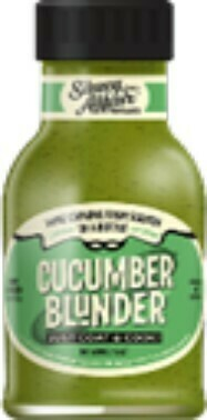 The Saucy Affair Raw Sauces - Cucumber Blunder
